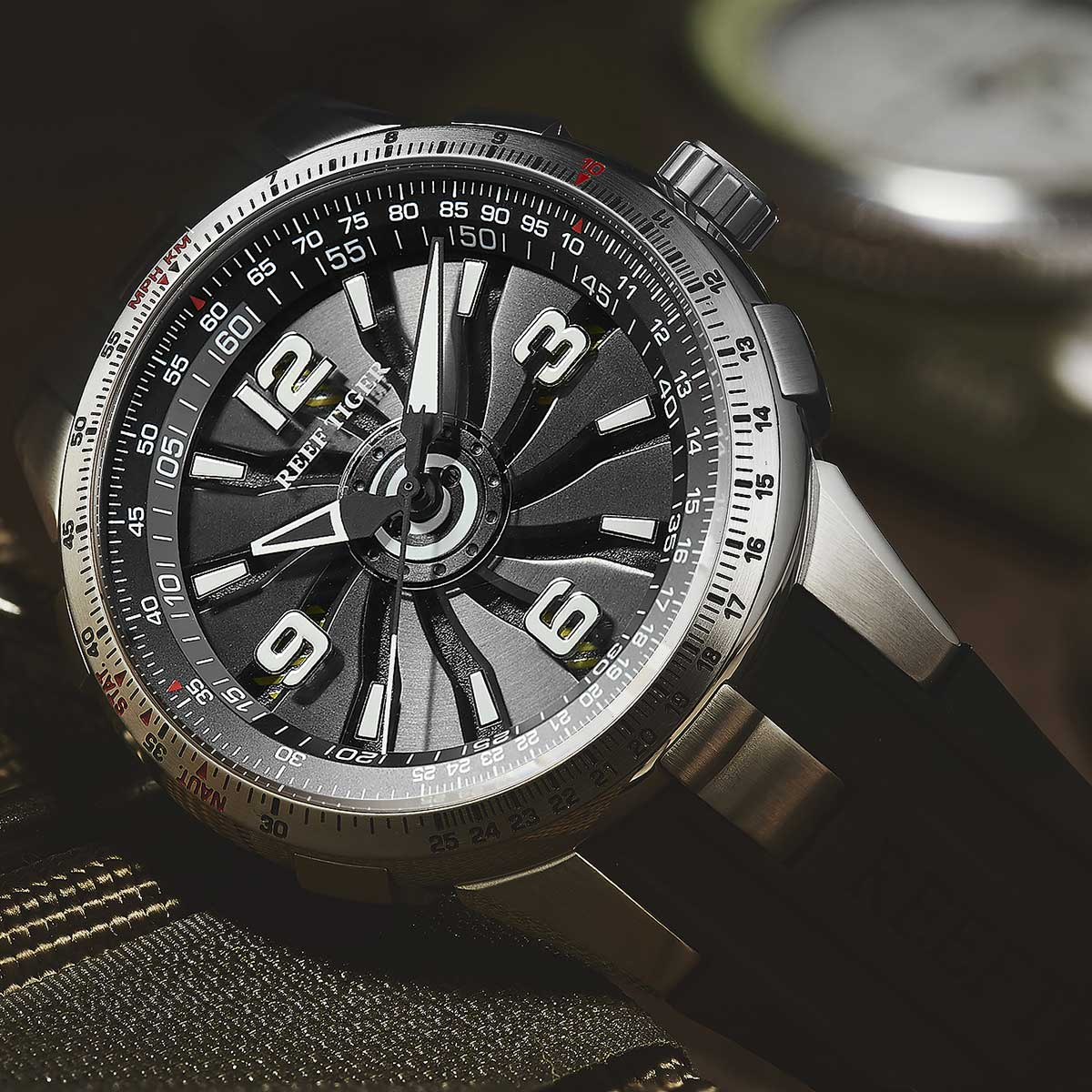 mechanical sports watches